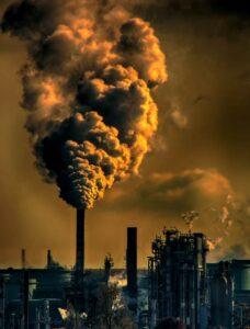 Climate change pollutant, Big Oil