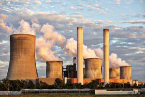 air pollution chimneys